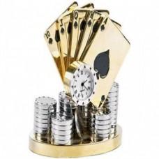 """Композиция """"Royal Flush"""" из комбинированного золота.."""