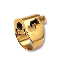Перстень из желтого золота..